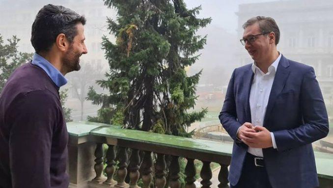Šapić - glavni Vučićev adut za Beograd 1