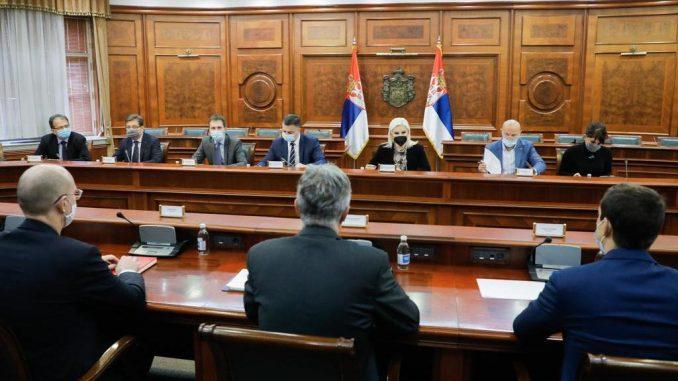 Mihajlović: U obostranom interesu saradnja države i naftnih kompanija 3