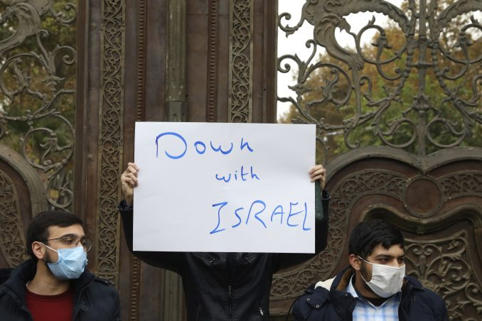 Iranski list: Napasti izraelsku luku Haifa u znak odmazde ubistvo naučnika 4