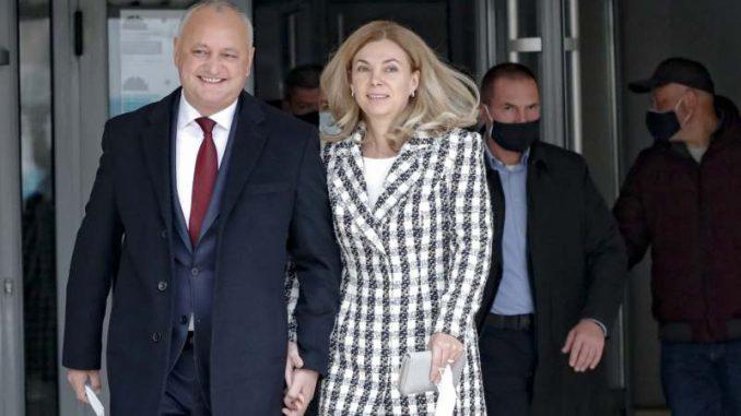 Na predsedničkim izborima u Moldaviji vodi proevropska kandidatkinja 2