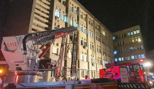 Rumunija: U požaru u bolnici u kojoj se leče oboleli od korone poginulo 10 pacijenata 8