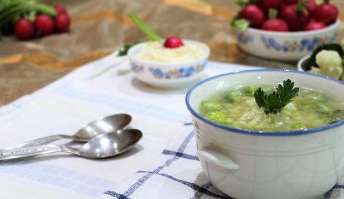 Recept nedelje: Čorba od karfiola i brokolija 11
