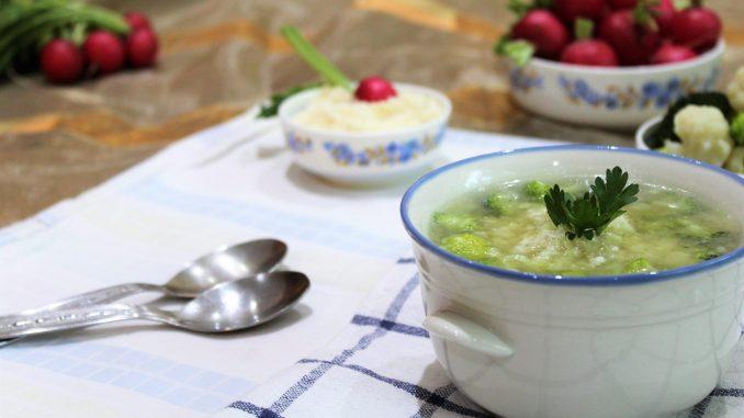 Recept nedelje: Čorba od karfiola i brokolija 4