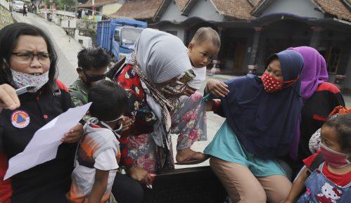 Evakuacija u Indoneziji usled povećane aktivnosti vulkana 8