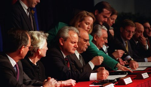 Pre 25 godina potpisan Dejtonski sporazum 8
