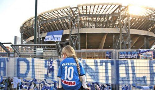 Počeo proces preimenovanja stadiona u Napulju iz San Paolo u Dijego Maradona 7