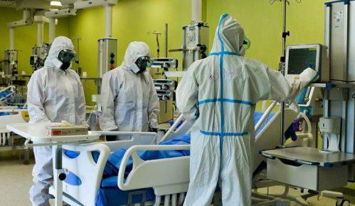 Kovid pacijent u Nišu fizički nasrnuo na zdravstvene radnike 2