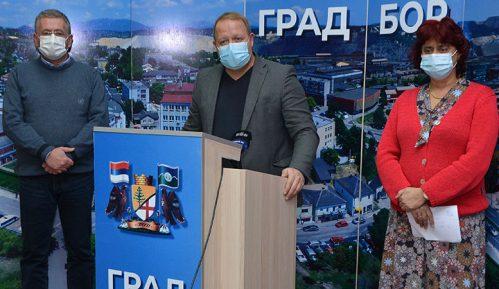 U poslednja dva dana u Boru registrovano još 107 inficiranih 9