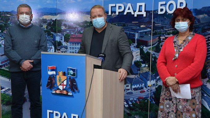 U poslednja dva dana u Boru registrovano još 107 inficiranih 2