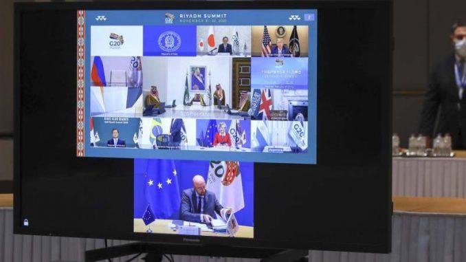G20 obećala jednak pristup vakcini protiv korona virusa 1