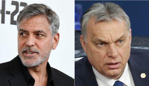Sukob Klunija i Orbana kao kratkometražni rijaliti 9