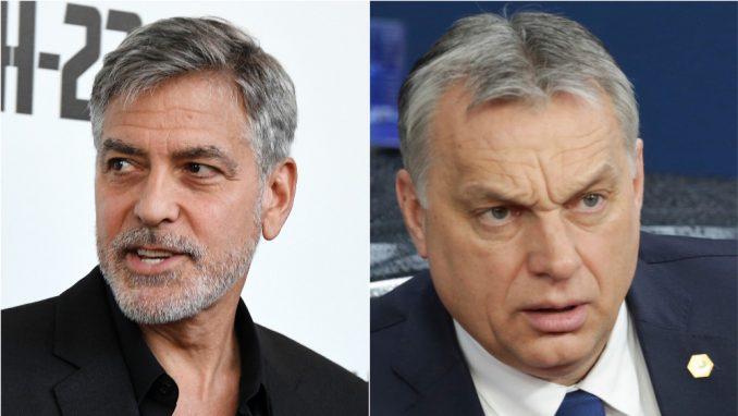Sukob Klunija i Orbana kao kratkometražni rijaliti 3