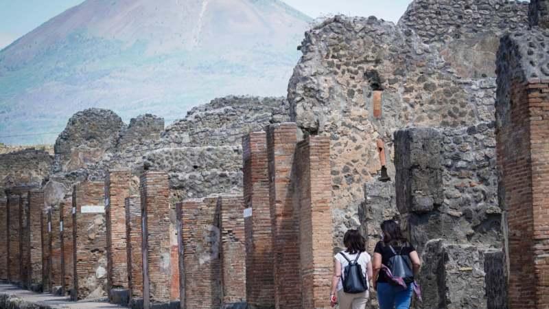 Nova otkrića u Pompeji: Nađeni ostaci dva muškarca, verovatno bogataša i roba (FOTO) 1