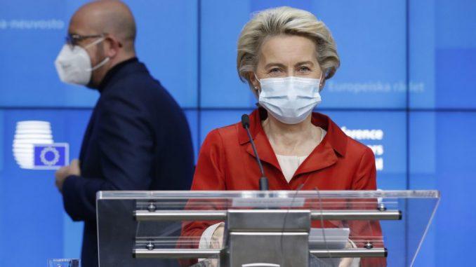 Fon der Lajen: Vakcinacija prvih građana EU moguća do Božića 2