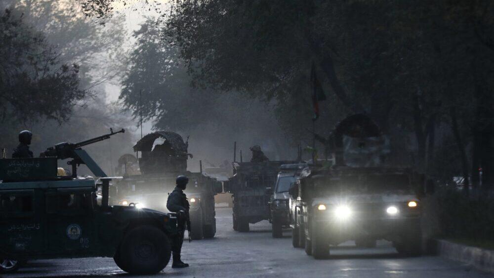 SAD će nastaviti da bombarduju Avganistan ako Talibani nastave ofanzivu na Kabul 1