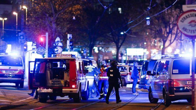 Napadi na šest lokacija u Beču, više ranjenih i mrtvih (VIDEO) 1