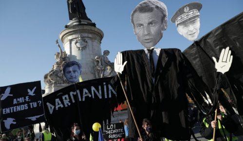 Gnev na ulicama Francuske zbog zakona o bezbednosti i policijske brutalnosti 4