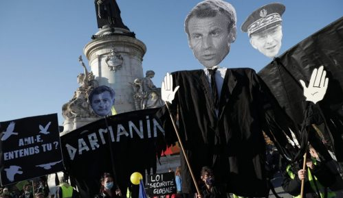 Gnev na ulicama Francuske zbog zakona o bezbednosti i policijske brutalnosti 1