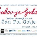Izložba Žan Pol Gotjea 21. novembra u Muzeju saveremene umetnosti, počela prodaja ulaznica 9