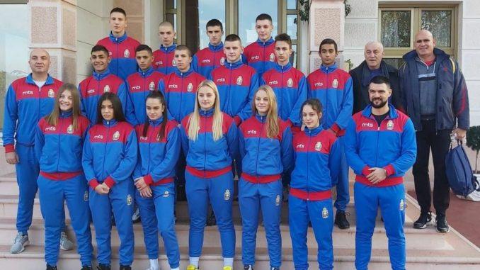 Dve bronzane medalje za Srbiju na EP za omladince u boksu 2