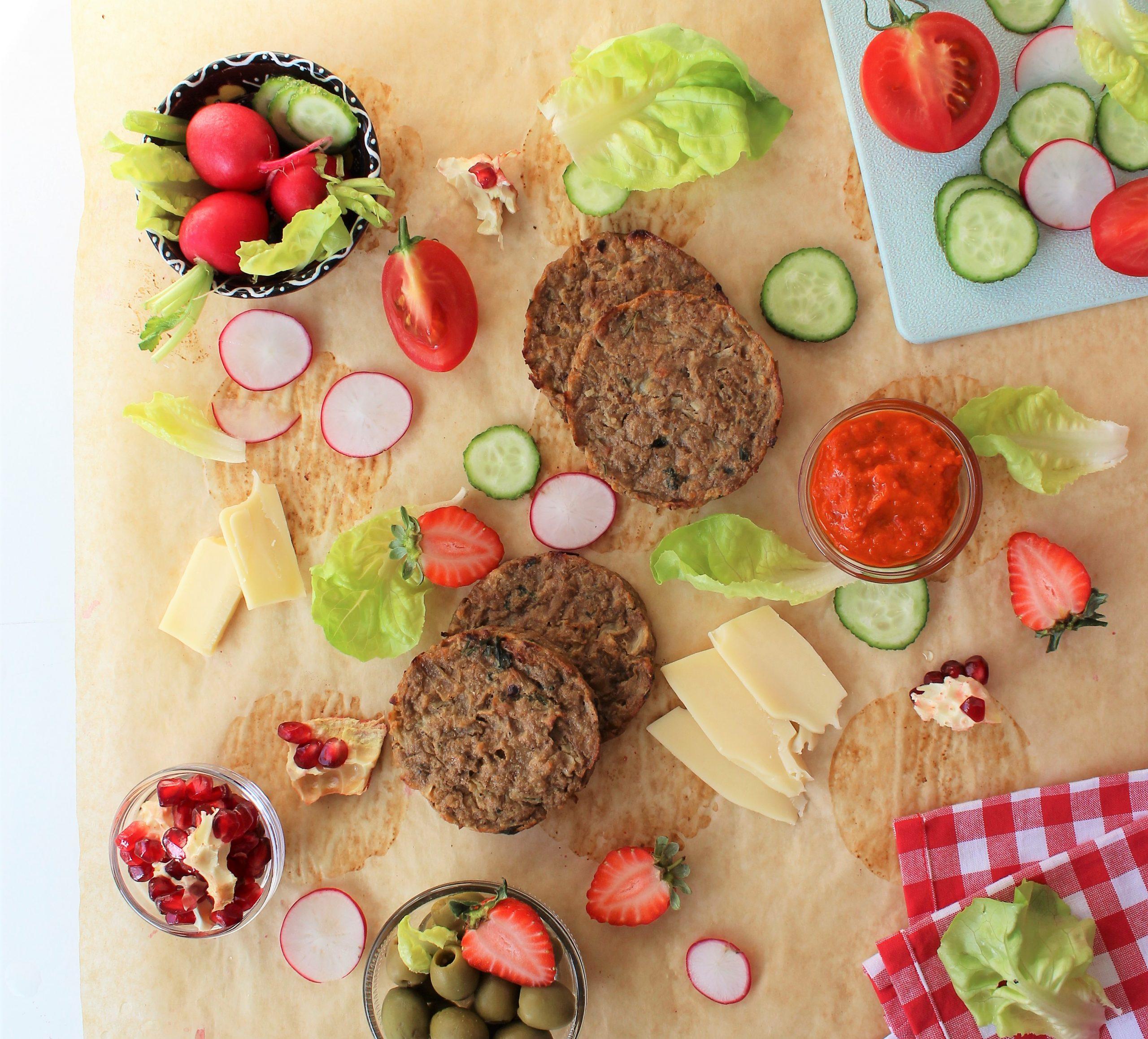 Recept nedelje: Pljeskavice od povrća 3