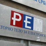 BIRODI: REM ponovo nije dostavio podatke o nadzoru nad izveštavanjem emitera 9