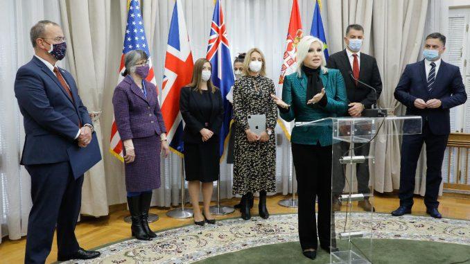 Mihajlović: Projekat Jadar strateški važan, očuvanje životne sredine prioritet 4