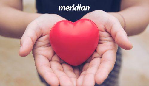 Meridian i kapiten FK Voždovac uručili donacije Domu zdravlja Zemun 4