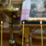 Oskrnavljena crkva Svete Petke na Kosovu u opštini Kamenica 6