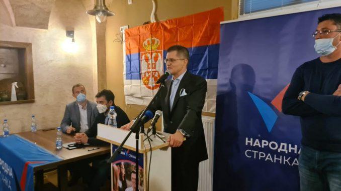 Jeremić: Srbija neće biti slobodna dok Obradović ne bude oslobođen, a Vučić osuđen 2