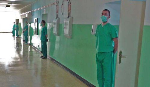 Vojne bolnice zbrinjavaju obolele od korone 9