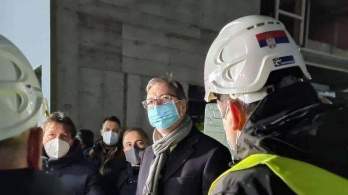 Vučić o Crnoj Gori: Odnosi komšija i prijatelja su mnogo više od konvencija 5