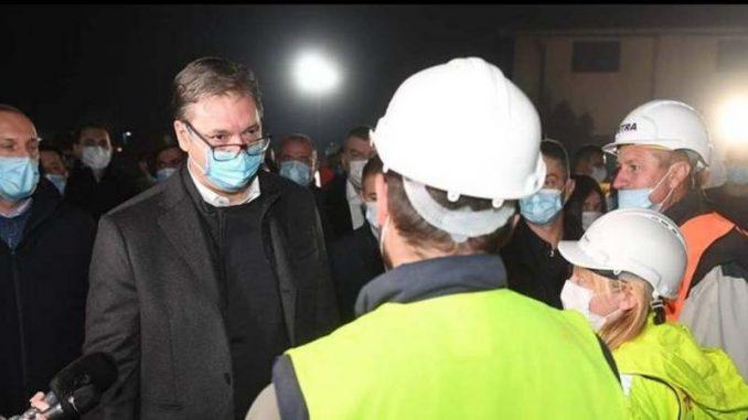 Vučić: Do 22 sata 1.500 novoinficiranih, nedelja najteži dan od početka epidemije 2