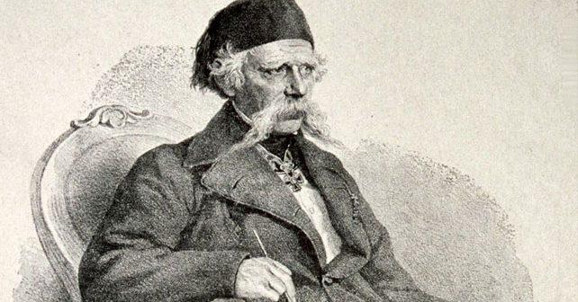 Vuk Stefanović Karadžić - tuđin u sopstvenoj državi 1