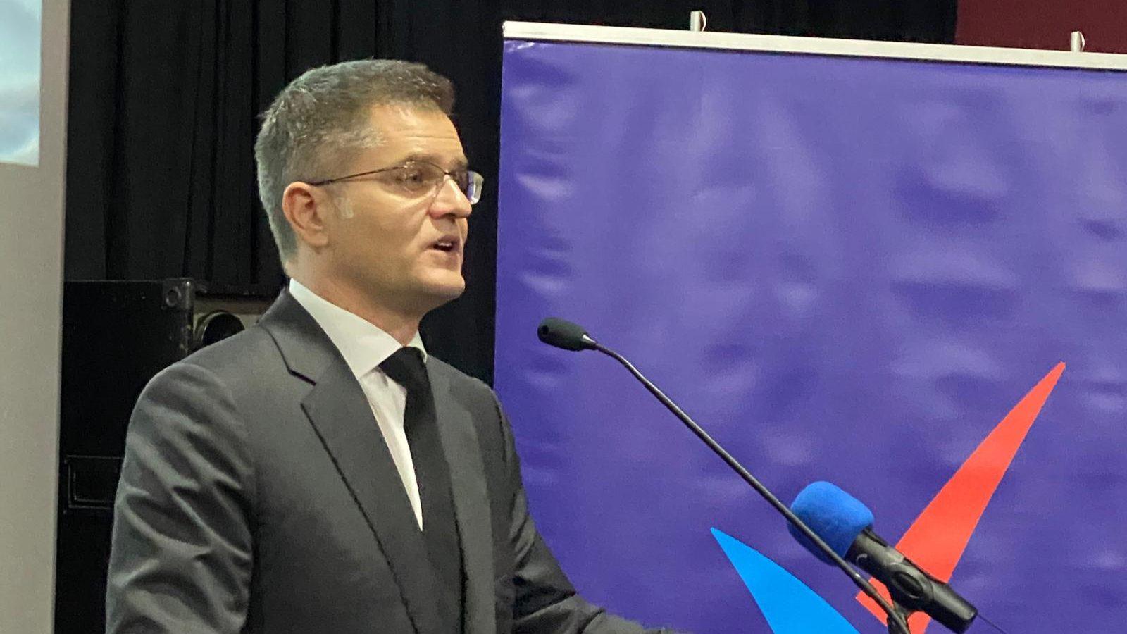 Jeremić: Srbija je voz na koloseku za propast kojim upravlja pomahnitali mašinovođa 1