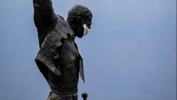Fredi Merkjuri - u početku rok zvezda, ali zauvek legenda 1