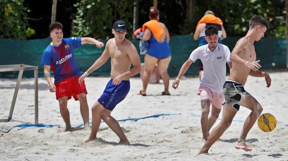 Kuba inspirisana Maradonom razvija fudbal 1