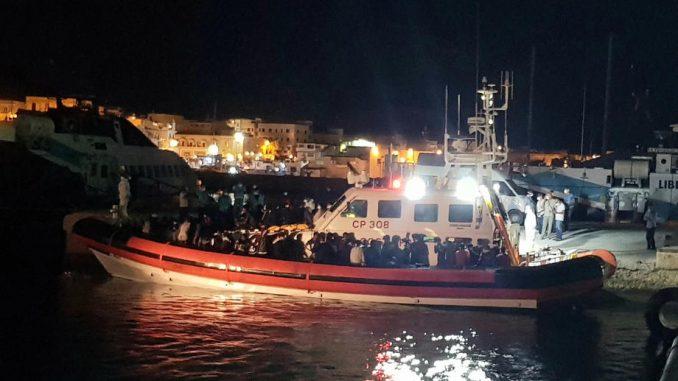 U Sredozemnom moru šest migranata stradalo, oko 110 spaseno 5