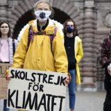 Greta Tunberg ponovo ispred zgrade parlamenta protestuje zbog klimatskih promena 10