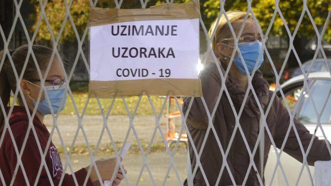 U Hrvatskoj umrlo još 55 osoba, novoobolelih 255 1