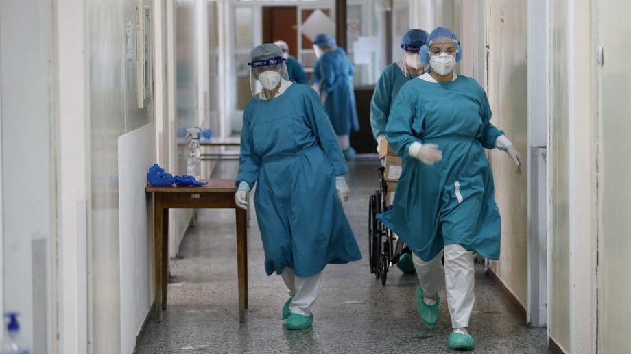 Srbija druga po broju pristiglog medicinskog osoblja u Nemačku 1