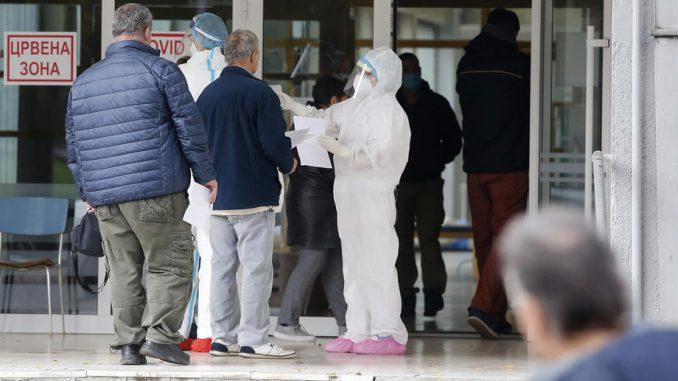 U Hrvatskoj 4.084 novoobolelih, umrlo 70 osoba 1