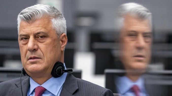 Sud za zločine OVK u Hagu odbio žalbe Tačija i drugih za privremeno puštanje na slobodu 1