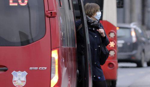 Redukcija polazaka gradskog prevoza na 74 linije u večernjim satima 14