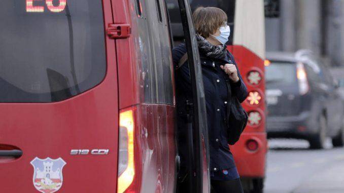 Redukcija polazaka gradskog prevoza na 74 linije u večernjim satima 2