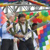 Bolivija ponovo uspostavila diplomatske odnose sa Venecuelom 11