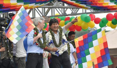 Bolivija ponovo uspostavila diplomatske odnose sa Venecuelom 7