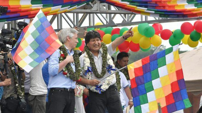 Bolivija ponovo uspostavila diplomatske odnose sa Venecuelom 4