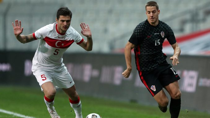 Šest golova u remiju Turske i Hrvatske 2