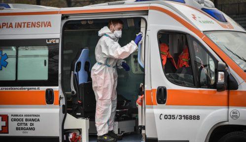 Broj umrlih od korona virusa u Italiji sada najveći u Evropi 7